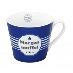 "Tasse: ""Morgen Muffel"""