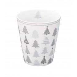 Becher: Christmas Trees