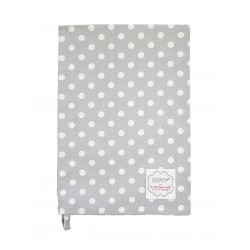 Küchentuch: Dots Grey
