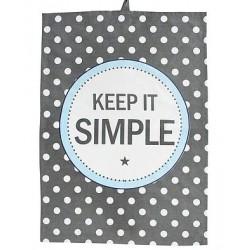 Küchentuch: Keep It Simple