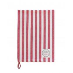 Küchentuch: Big Stripes Red
