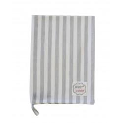 Küchentuch: Big Stripes Grey
