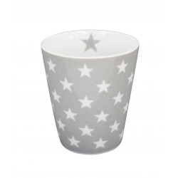Becher: Star Charcoal