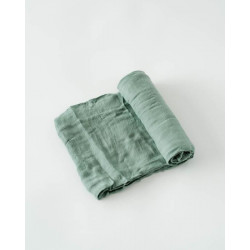 "Deluxe Muslin Swaddle: ""Sage"" von Little Unicorn"