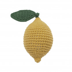 Häkel-Rassel: Zitrone von Sebra