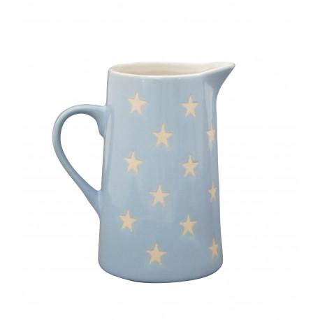 Krug: Jug Baby Blue Star