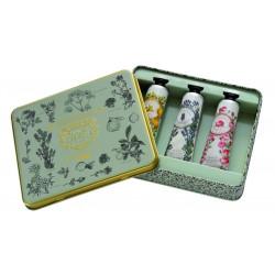 Handcreme Pflege-Set Lavendel/Rose/Provence von Panier des Sens
