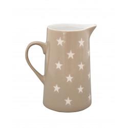 Krug: Jug Pink Star