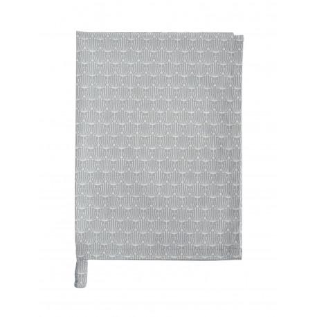 Küchentuch: Blossom Grey
