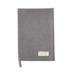 Küchentuch: Micro Dots Charcoal