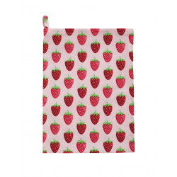Küchentuch: Strawberry Pink