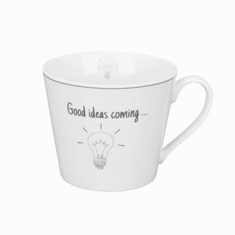 Tasse: Good Ideas Coming