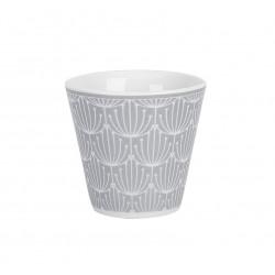 Espressobecher: Blossom Grey