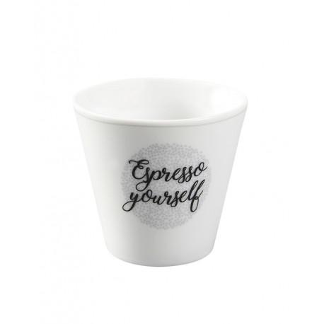 Espressobecher: Espresso Yourself
