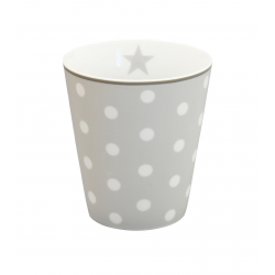 "Becher: ""Dot Light Grey"""