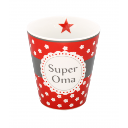 "Becher: ""Super Oma"""