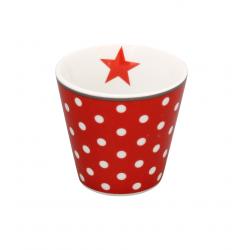 "Espressobecher: Krasilnikoffs ""Red Dot"""