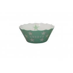 """Schüssel """"Sweets minty green"""""""