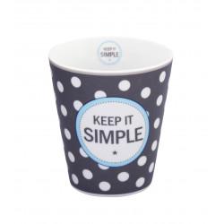 """Becher: """"Keep it simple"""""""