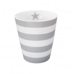 "Becher: ""Stripes Grey"""