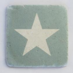 Untersetzer Big Star Blue