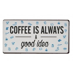 Magnet: Coffee is always a good idea