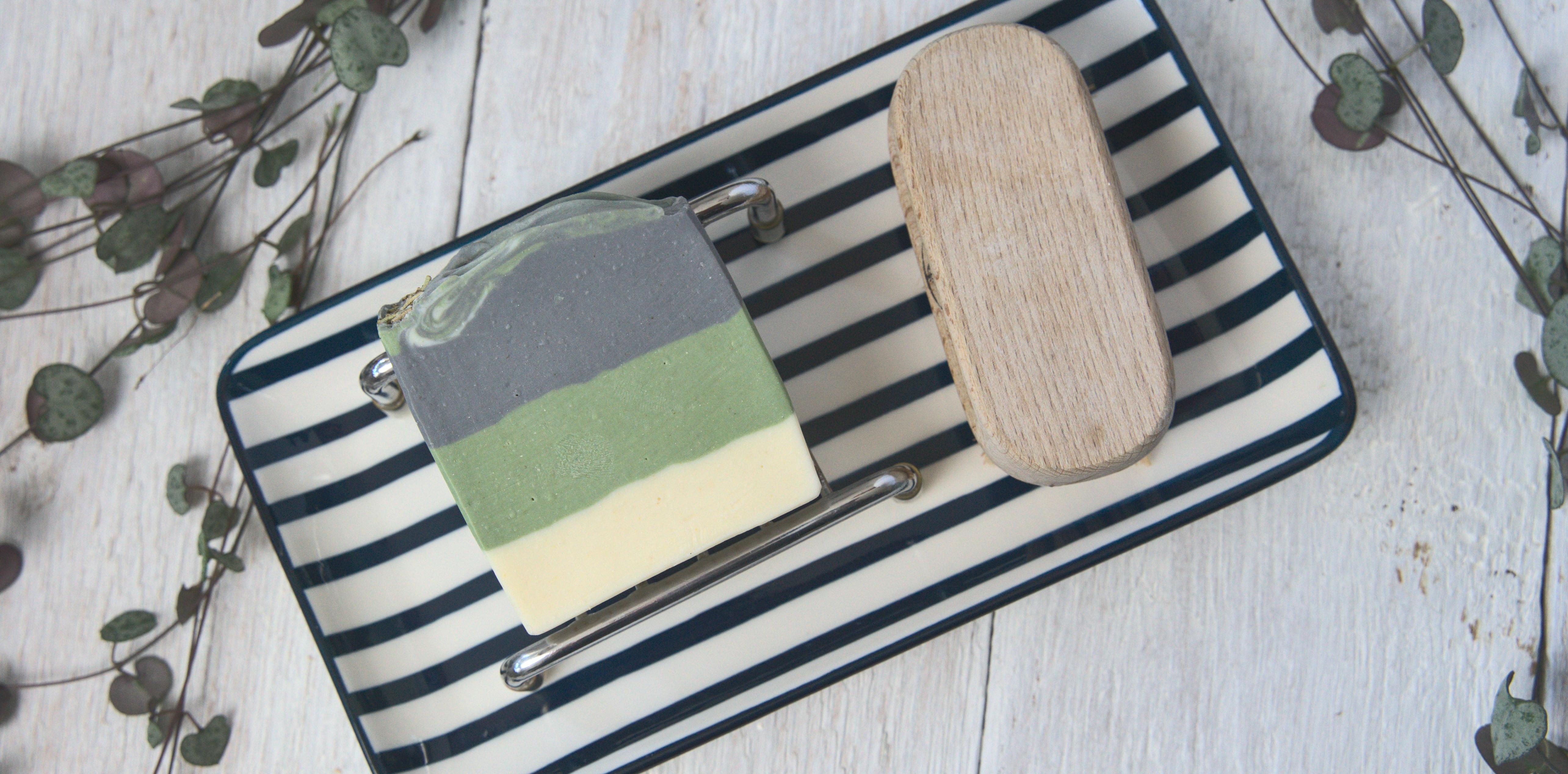 Pflegeprodukte & Kosmetik - Handgemachte Seifen